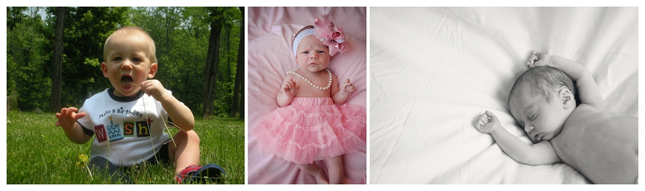 Tiffany Wichert - Owner of Appletini Photography