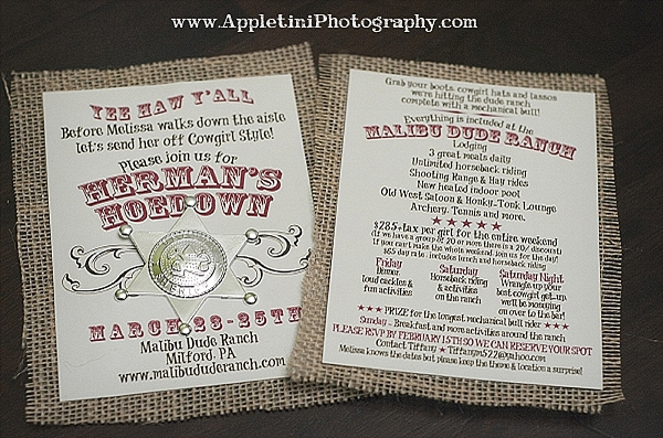 Appletini Photography_020 herman's hoedown cowgirl bachelorette party appletini photography,Hoedown Party Invitations