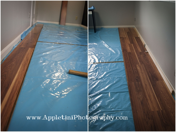 Construction update appletini photography for Work floor meaning