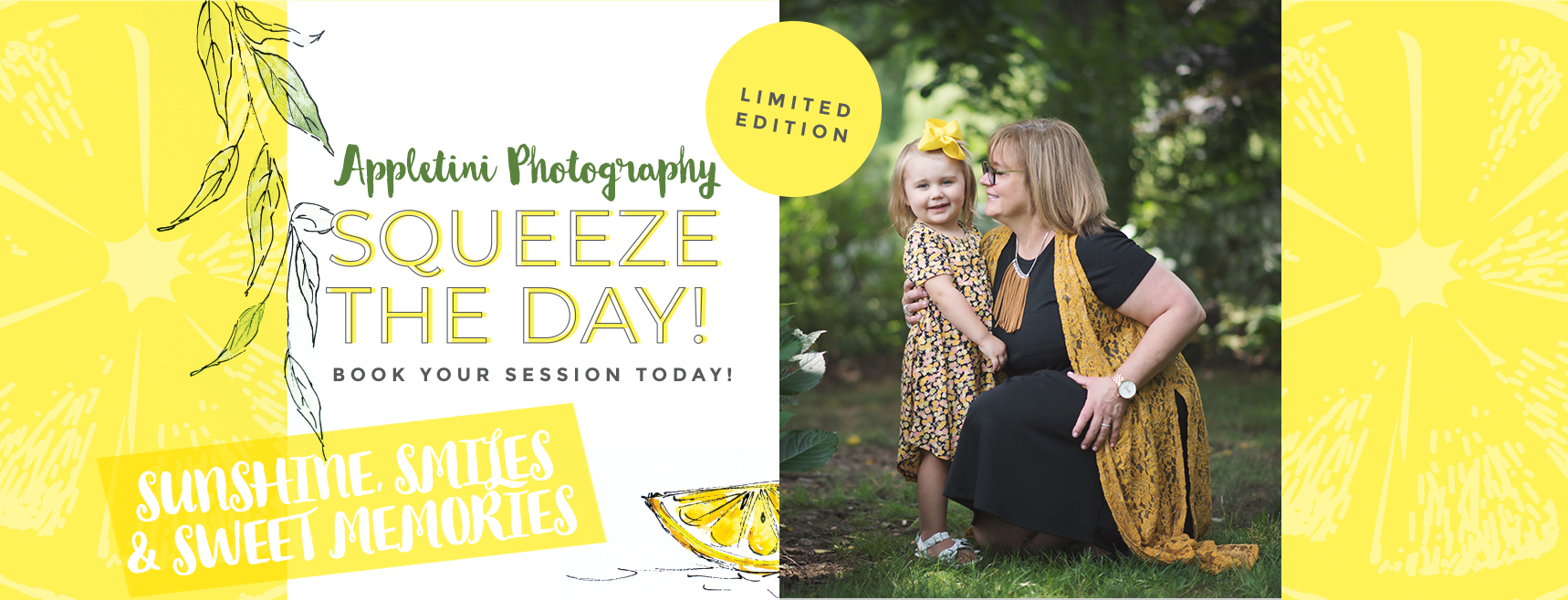 Squeeze of the Day | Appletini Photography